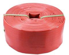 红色高压水带_高压水带